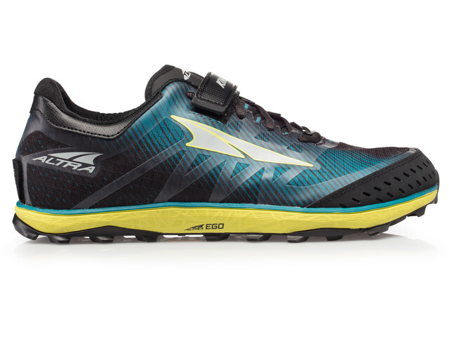 Altra King MT 2 Chaussures de trail Homme, teal/lime
